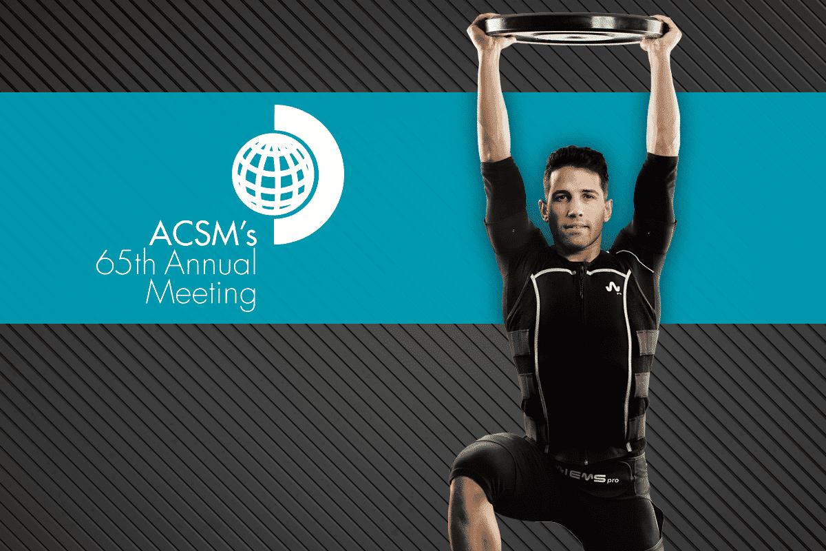 ACSM Annual Meeting – Wiemspro