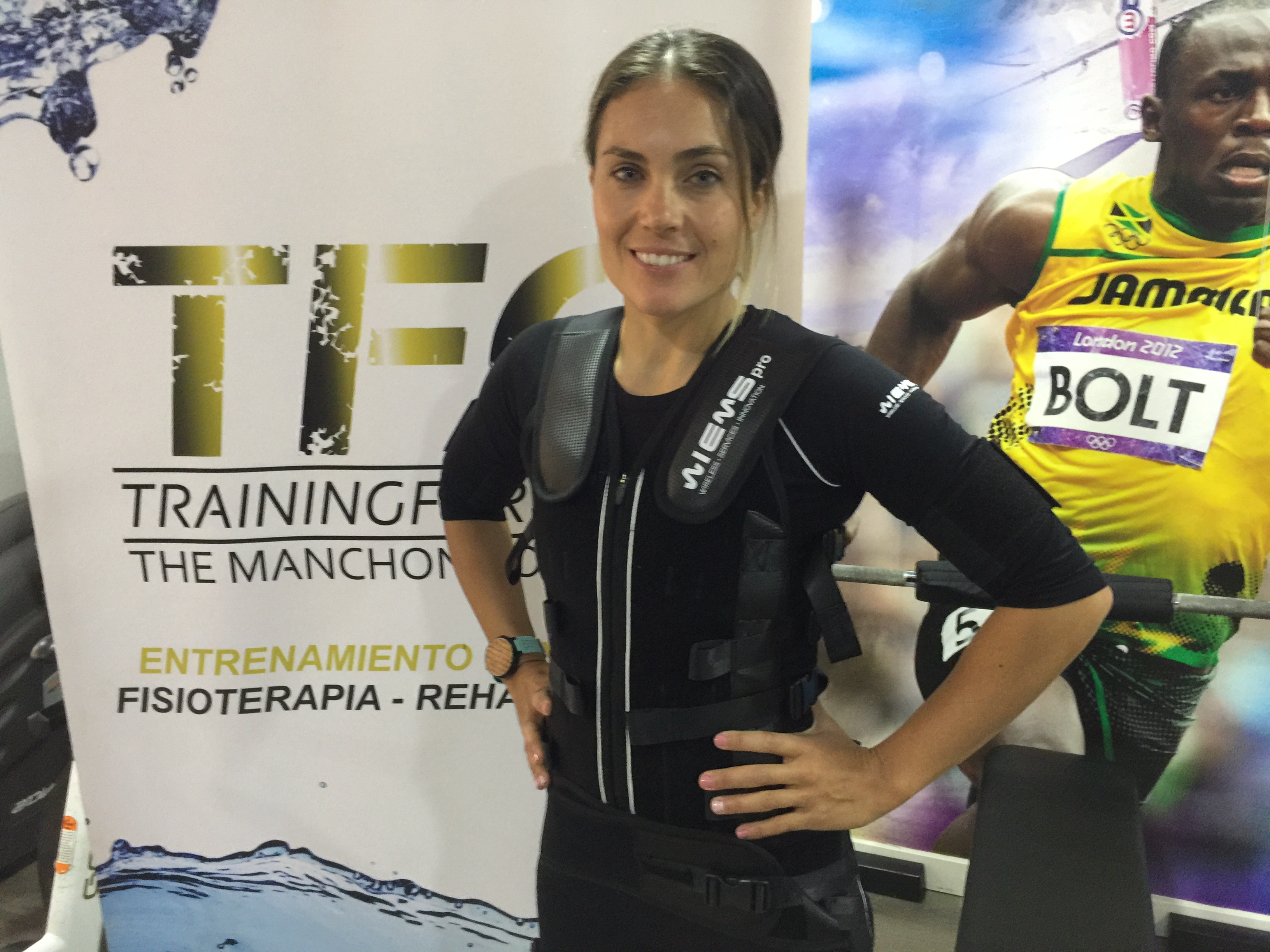 Blanca Manchón competes for her passport in Tokyo 2020