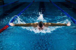 Swimming Electrostimulation